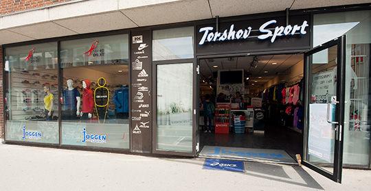 sportsbutikk torshov