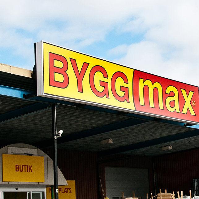 Byggmax åpningstid