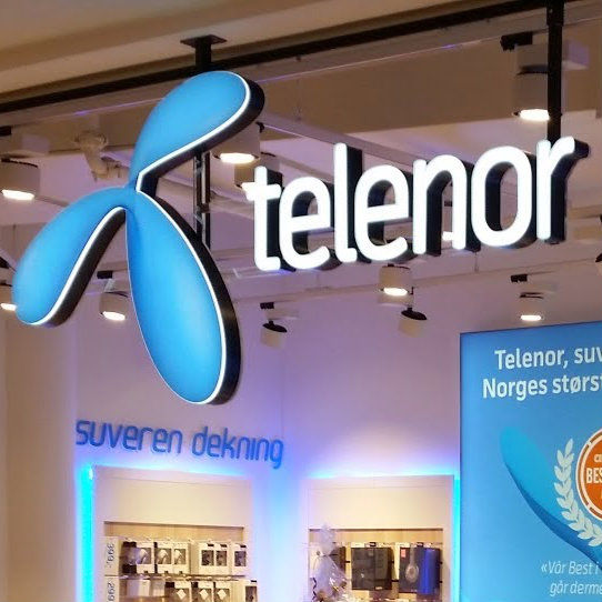 telenorbutikken åsane